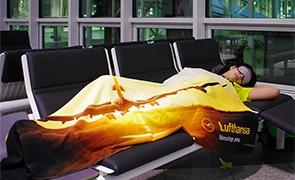 Ночная стыковка в аэропорту Мюнхена